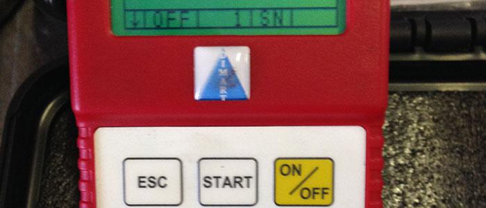 Controllo della durezza - Durometro digitale SADT Hartip 3000