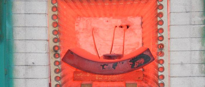 Trattamenti termici in forno - Forno elettrico