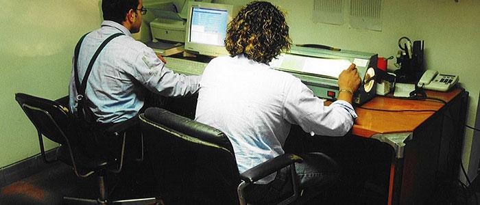 Controllo radiografico - Laboratorio sviluppo film