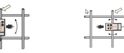 Metodo magnetico - Schema di utilizzo pacometro